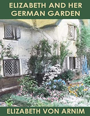 book cover of Elizabeth and Her German Garden