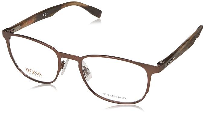 3c5ce41958 Image Unavailable. Image not available for. Colour  BOSS ORANGE Men s BO  0304 BU0 51 Sunglasses ...