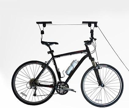 Elevador para Colgar Bicicletas, para Montar en el Techo, para ...