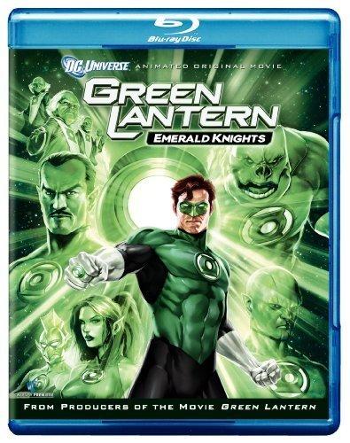 Green Lantern: Emerald Knights [Blu-ray] by Warner Home Video