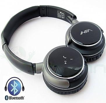Auriculares Estéreo Bluetooth 4.0 Nia Q7 Auriculares inalámbrico ...