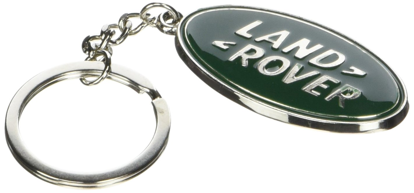 NEW HIGH QUALITY LAND ROVER METAL CAR KEYRING/FOB KEY RING LSBC