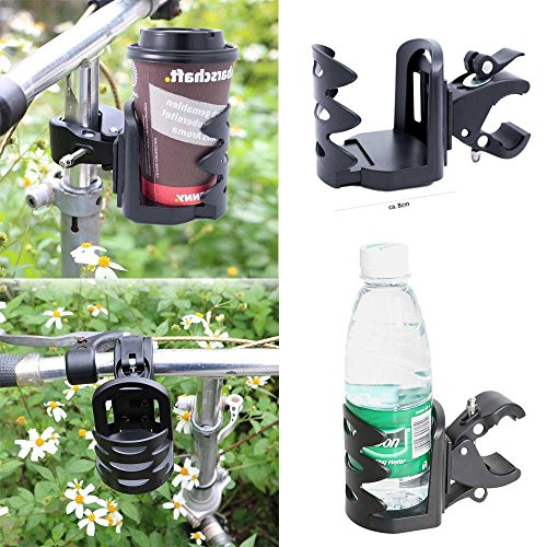 HSRpro® Support porte-gobelet et porte-bouteille handyhalterung–Housse support vélo Bicycle Vélo universel support pour bouteille