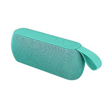 CHshe®-Altavoz Bluetooth, Altavoz Bluetooth Portátil, Hifi ...