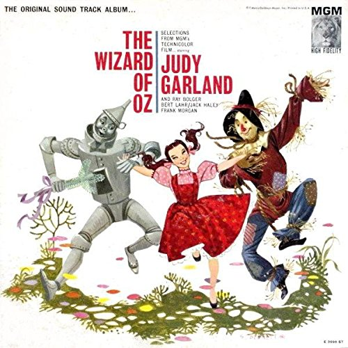 The Wizard Of Oz - The Original Cast Album Vintage Stereo 8-Track ()