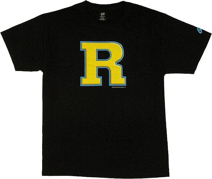R High School Kids Girls T-Shirt Riverdale Symbol Sign Logo Archie
