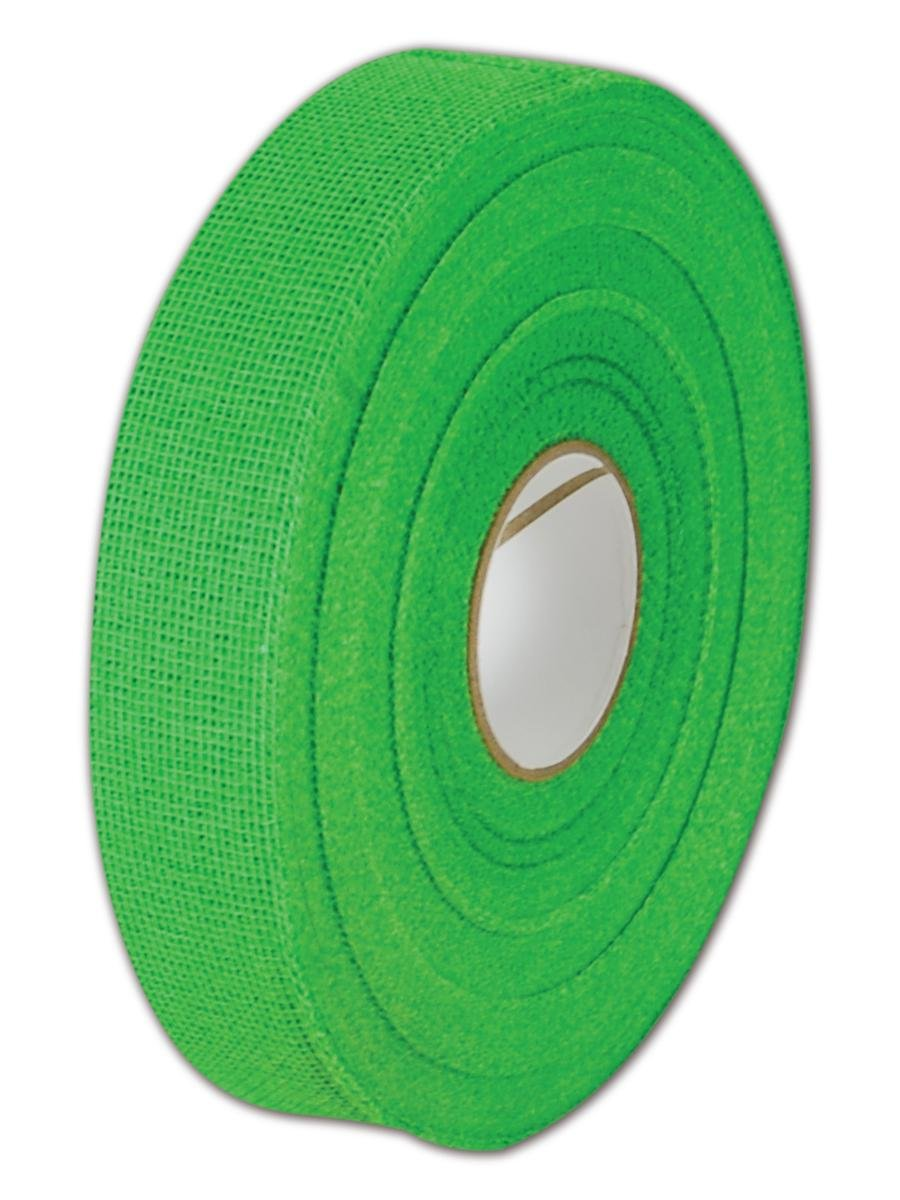 Brasel Products 1230 Green 3/4'' Bantex Cohesive Gauze Finger Tape, 0.75'', Green (Pack of 16)