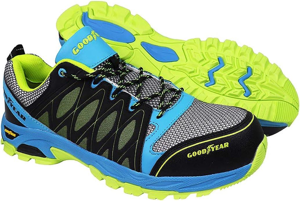 Goodyear GYSHU1503 - Zapatillas de seguridad para hombre: Good ...