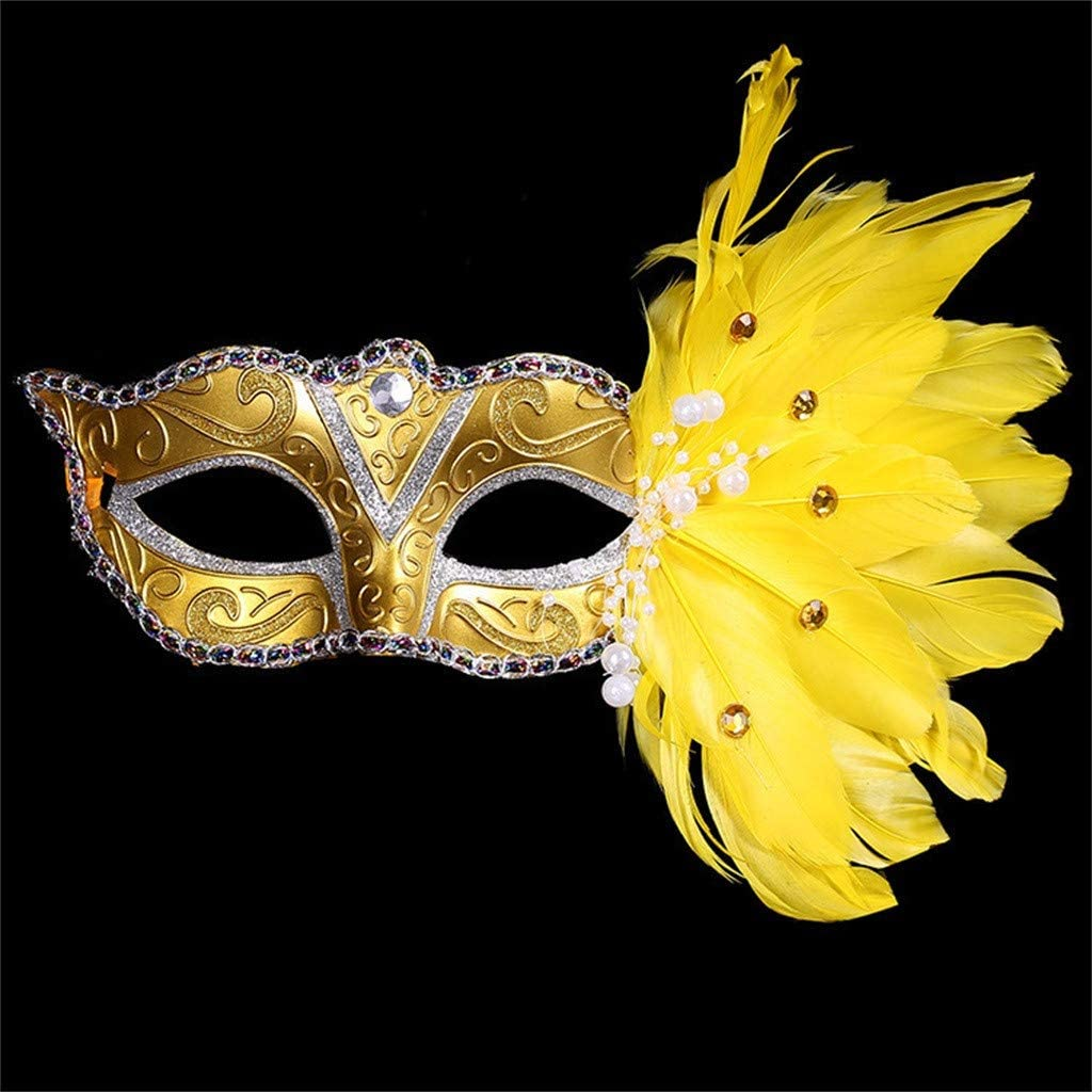 Femme Fille Arbre Forme Oeil Masque Masquerade Party Prom Halloween Costume