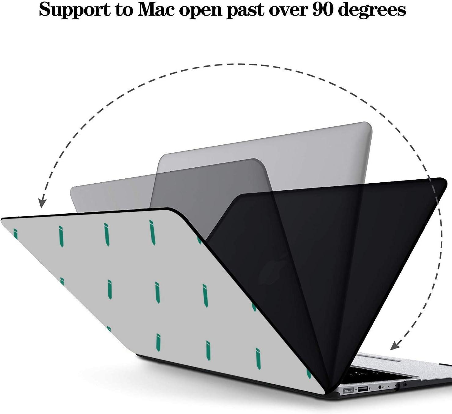 A1706 MacBook Pro Case School Creative Art Fashion Pen Writing Plastic Hard Shell Compatible Mac Air 11 Pro 13 15 2018 MacBook Pro Case Protection for MacBook 2016-2019 Version