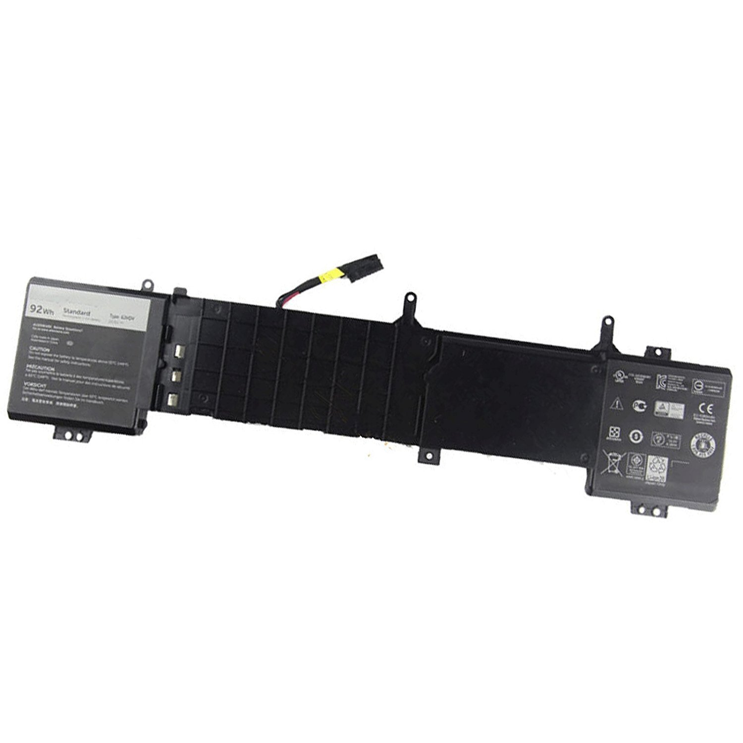 Batterymarket Replacement Laptop Battery for Alienware 17 R2 5046J P43F Series Dell 6JHDV (14.8V 92Wh)