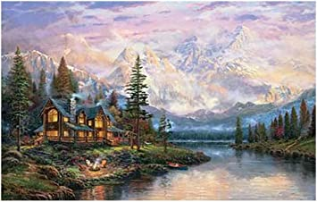 YZY Jigsaw Puzzles for Adult 1000 Piece