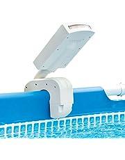 Irroratore per piscina LED multicolore Intex - Spruzzatore LED multicolore - Per prismi e piscine con struttura ultrapiatta
