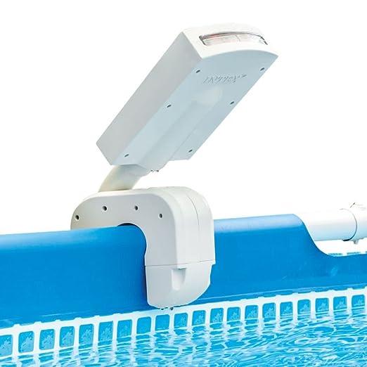 Intex 28089 - Cascada agua vertical con luces led multicolor ...