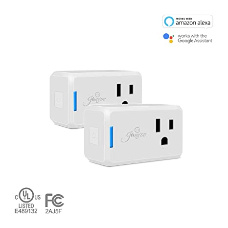 Review Jinvoo Wi-Fi Smart Plug