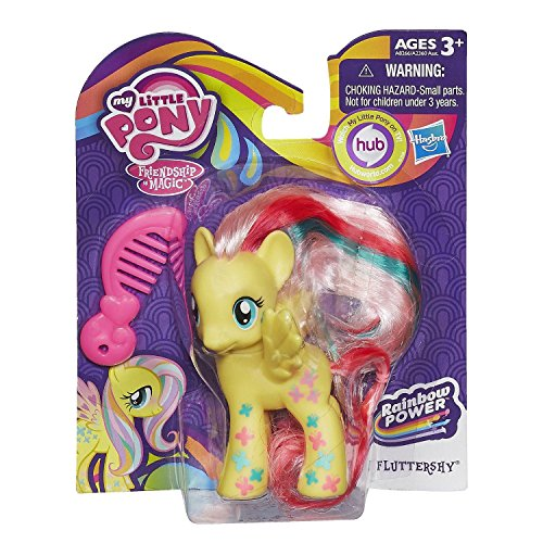 My Little Pony Basic Pony *FLUTTERSHY* (Dispatched From UK)