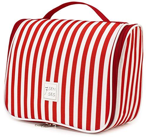 40381d4bda72 Hanging Toiletry Bag - Large Capacity Travel Bag for Women and Men -  Toiletry Kit