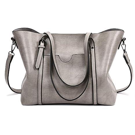 Fall Purse Fashion Top-Handle Bags Satchel Handbags for Women Fall Purses  Shoulder Bag Tote e19c53e60a