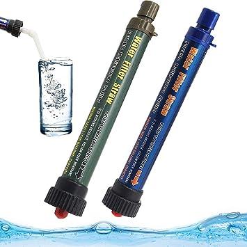 Filtro De Agua Personal, Mini Bomba De Agua para Purificador De ...
