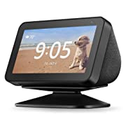 Echo Show 5 Charcoal with Adjustable Stand
