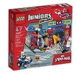 LEGO Juniors Spider Man Hideout 10687 Toy Marvel Legends