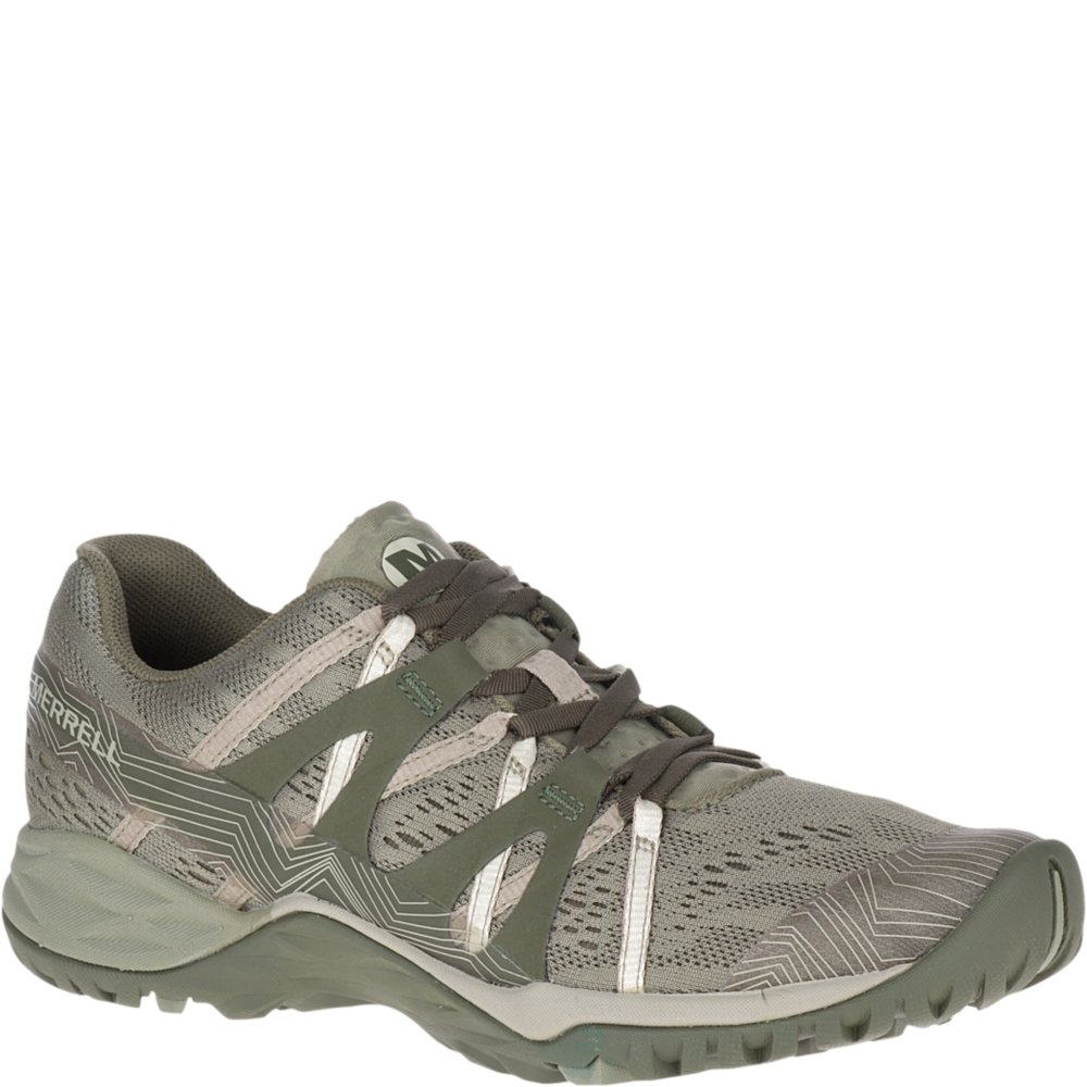 Merrell Siren Hex Q2 E-Mesh Women 5 Olive You