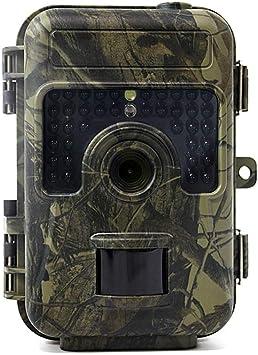 Camara Vigilancia Sensor Movimiento,Cámara de Caza 16MP 1080P ...