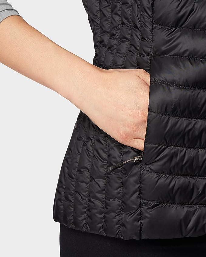 Amazon.com: 32 DEGREES Chaleco para mujer ultraligero: Clothing