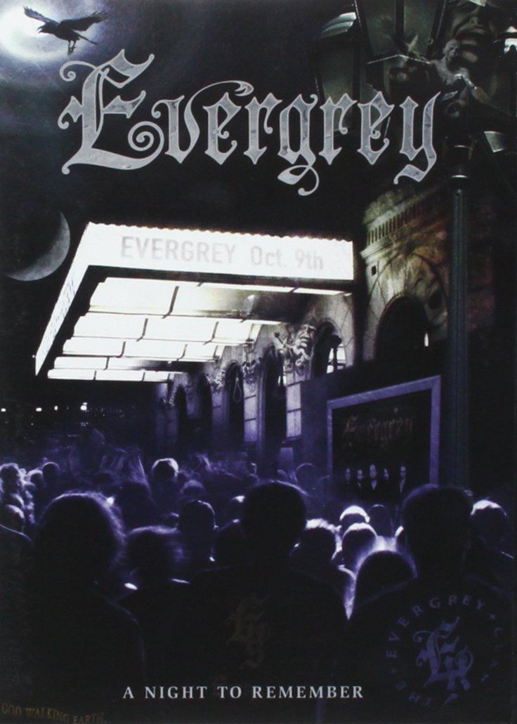 Evergrey - A Night To Remember: Live 2004 by Inside Out U.S.
