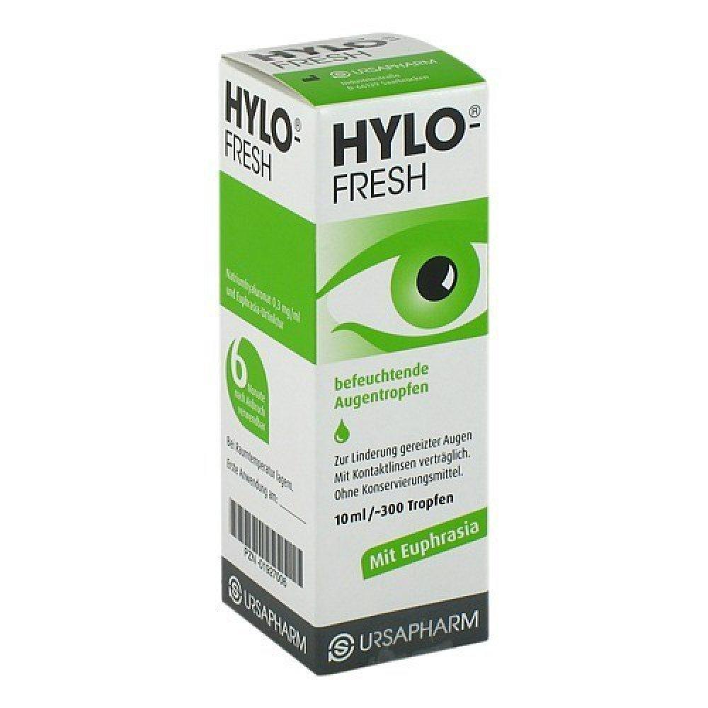 Hylo-Fresh Augentropfen, 10 ml