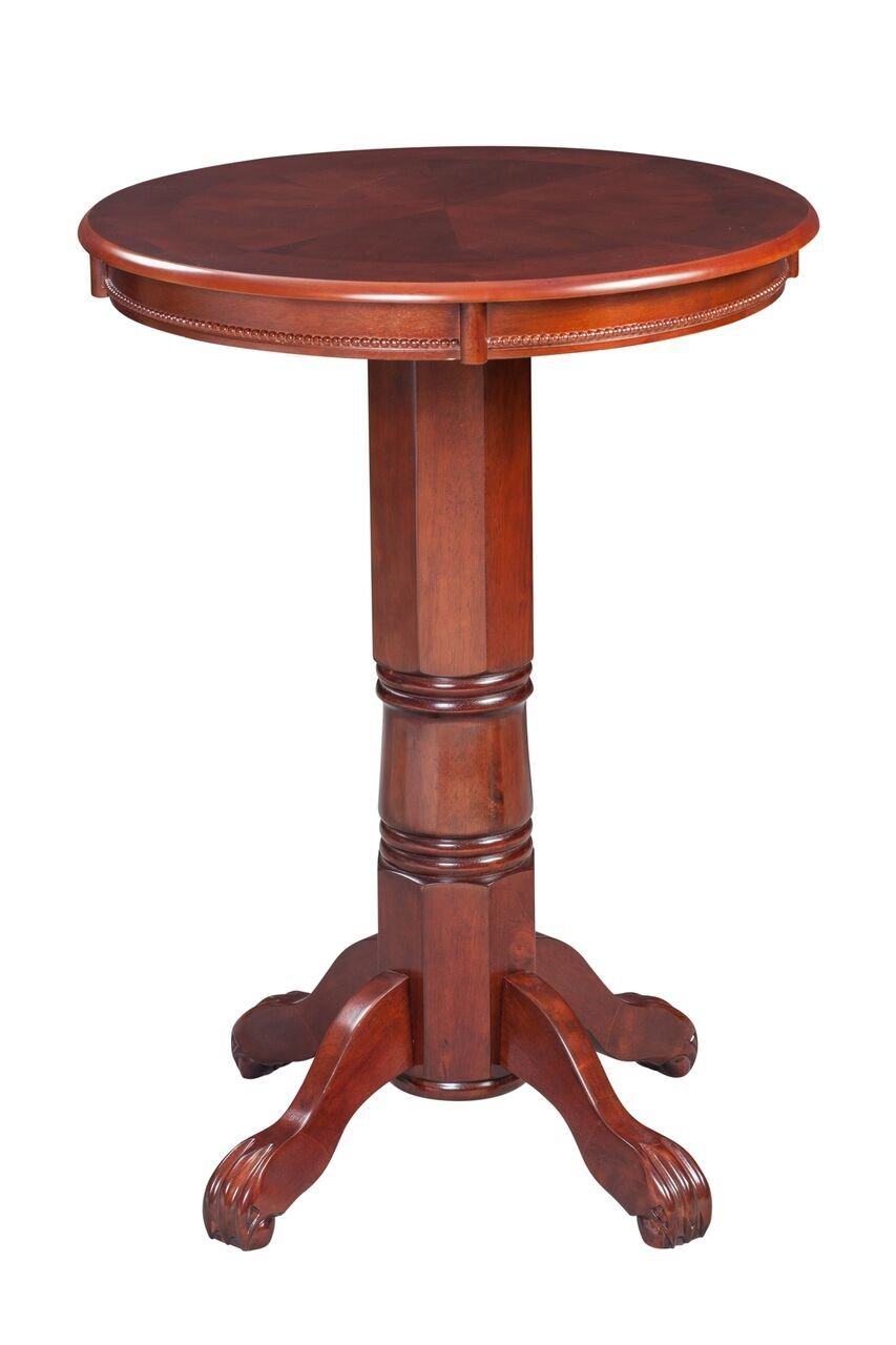 Boraam 71942 Florence English Tudor Pub Table, 42-Inch