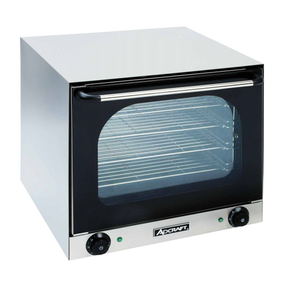 Adcraft-COH-2670W-Half-Size-Electric-Countertop-Convection-Oven