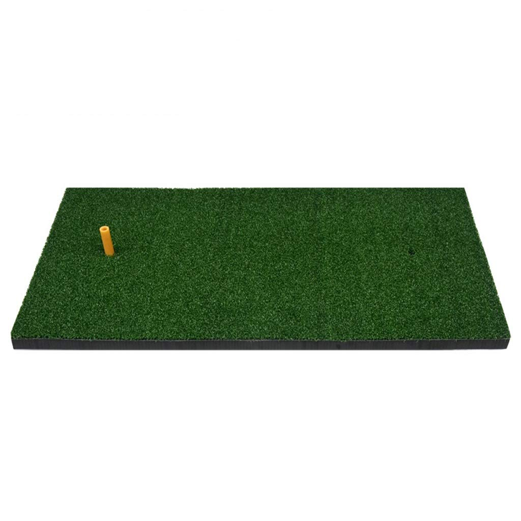 JXXDQゴルフ練習マット - 特大 - 運転、ピッチ、入れ   B07GLK51Y7