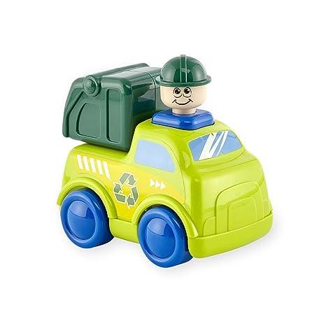 Bruin Press n Go Vehicle - Garbage Truck by Babies R Us