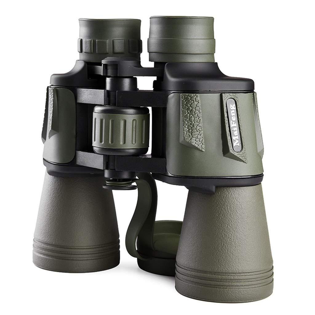 20 x 50 binoculares para Adultos XL HD Binocular para observaci/ón de Aves Deporte Juego Ni/ños Duraderos a Prueba de Niebla Prism/áticos Impermeables