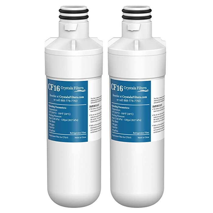2Pk Kenmore 46-9980 9980 Compatible Water /& Ice Filter Air Filters