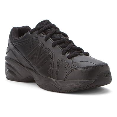 New Balance Kids Unisex KX624 (Little Kid/Big Kid) White Sneaker 1 Little Kid XW DFtsVQE