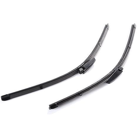 "XCSOURCE par 22 ""parabrisas limpiaparabrisas izquierda derecha para Audi A4 ..."