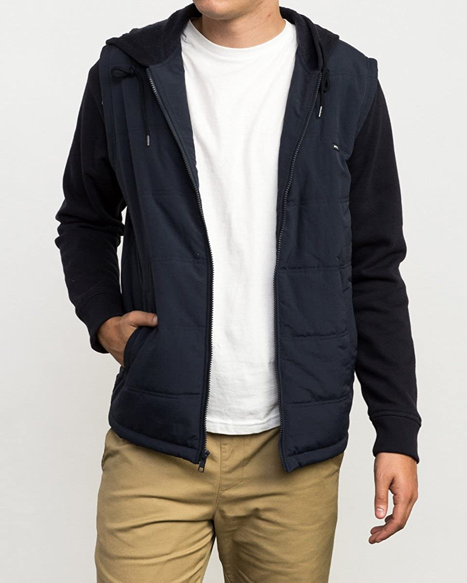 RVCA Mens Logan Puffer Jacket