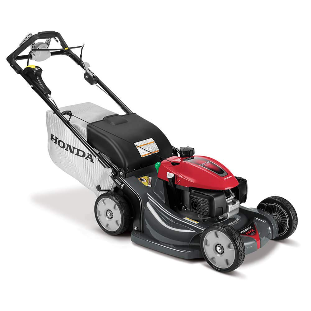 Honda HRX217K5VYA 187cc Gas 21 in. 4-in-1 Versamow System Lawn Mower with Roto-Stop and MicroCut Blades 660410 by Honda