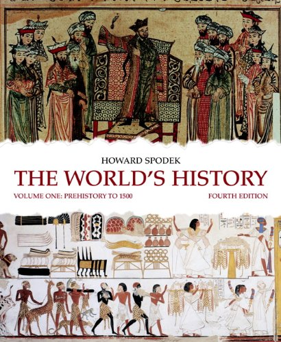 The World's History: Volume 1 (4th Edition)