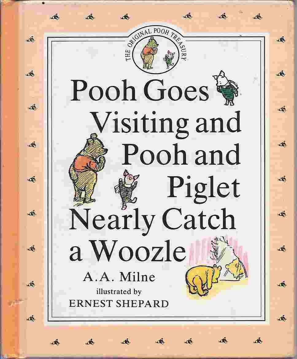 Pooh Goes Visiting and Pooh and Piglet Nearly Catch a Woozle pdf