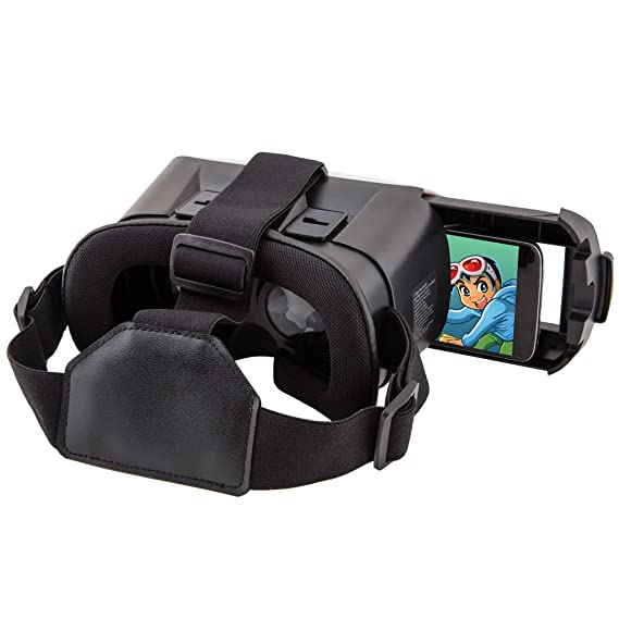 b0a06f0c72a7 Amazon.com  Hype i-FX Virtual Reality Headset  Cell Phones   Accessories