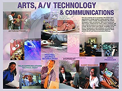 amazon com arts a v technology communications job description