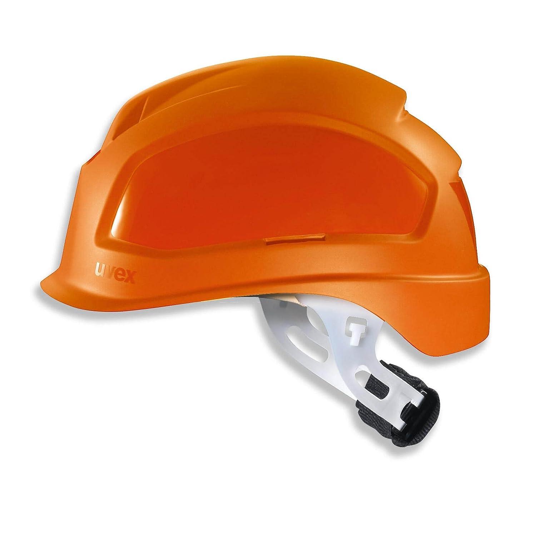 rouge Diff/érentes couleurs Casque de protection Uvex Pheos E-S-WR/-/Casque de protection pour chantier/-/EN 397