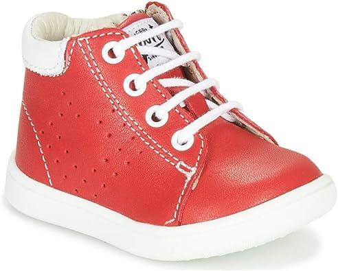 GBB Follio Trainers Boys Red