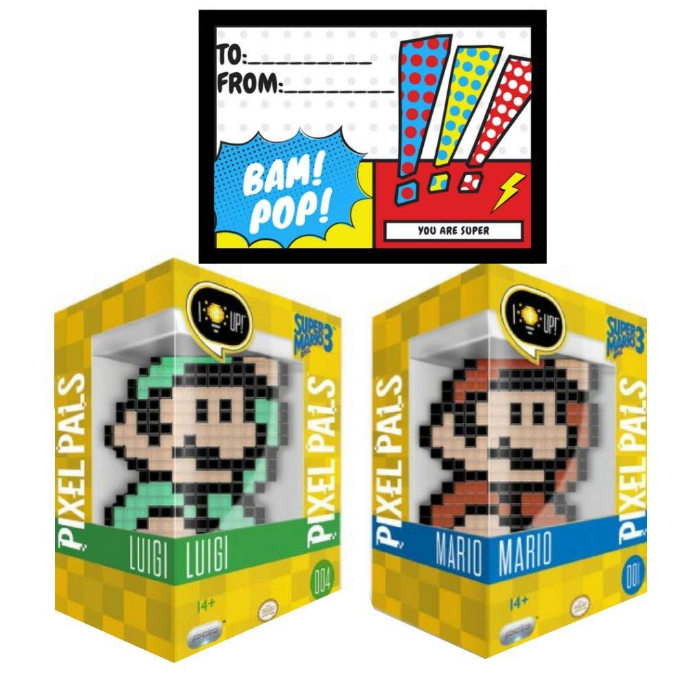 G G At Home Pdp Pixel Pals Nintendo Super Mario Bros 3 Mario