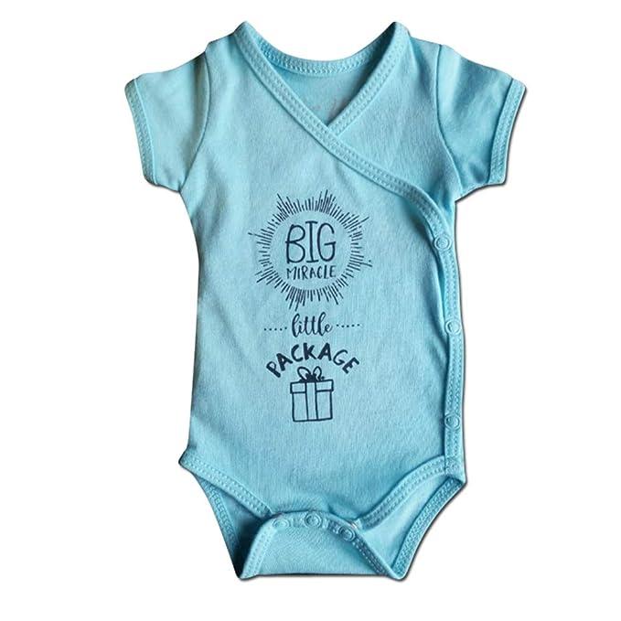 386788120 Amazon.com  In His Hands Preemies Boys  Preemie Onesie-100% Organic ...