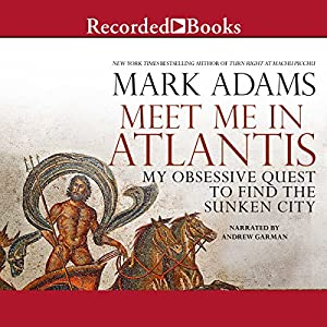 Meet Me in Atlantis Audiobook