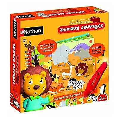Nathan Petit Electro Animaux du Monde, 31528